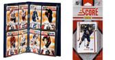 NHL Edmonton Oilers Licensed 2011 Score Team Set and Storage Album