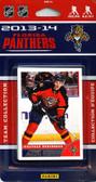 NHL Florida Panthers 2013 Score Team Set