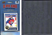 NHL Florida Panthers 2014 O-Pee-Chee Team Set and a storage album