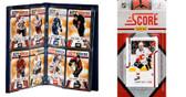 NHL Florida Panthers Licensed 2011 Score Team Set and Storage Album