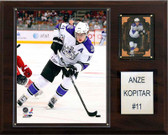 "NHL 12""x15"" Anze Kopitar Los Angeles Kings Player Plaque"
