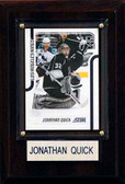 "NHL 4""x6"" Jonathan Quick Los Angeles Kings Player Plaque"