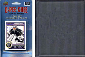 NHL Los Angeles Kings 2014 O-Pee-Chee Team Set and a storage album