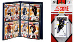 NHL Los Angeles Kings Licensed 2011 Score Team Set and Storage Album