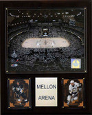 "NHL 12""x15"" Mellon Arena Arena Plaque"