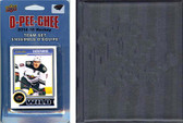 NHL Minnesota Wild 2014 O-Pee-Chee Team Set and a storage album