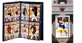 NHL Minnesota Wild Licensed 2011 Score Team Set and Storage Album