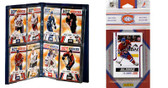 NHL Montreal Canadiens Licensed 2011 Score Team Set and Storage Album