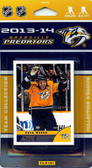 NHL Nashville Predators 2013 Score Team Set