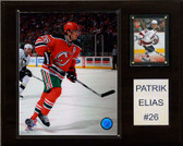 "NHL 12""x15"" Patrick Elias New Jersey Devils Player Plaque"