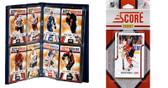 NHL New Jersey Devils Licensed 2011 Score Team Set and Storage Album