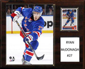 "NHL 12""x15"" Ryan McDonagh New York Rangers Player Plaque"