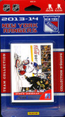 NHL New York Rangers 2013 Score Team Set