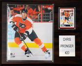 "NHL 12""x15"" Chris Pronger Philadelphia Flyers Player Plaque"