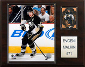 "NHL 12""x15"" Evgeni Malkin Pittsburgh Penguins Player Plaque"