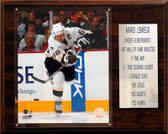 "NHL 12""x15"" Mario Lemieux Pittsburgh Penguins Career Stat Plaque"
