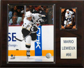 "NHL 12""x15"" Mario Lemieux Pittsburgh Penguins Player Plaque"