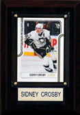 "NHL 4""x6"" Sidney Crosby Pittsburgh Penguins Player Plaque"