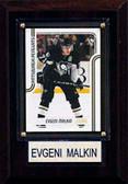 "NHL 4""x6"" Evgeni Malkin Pittsburgh Penguins Player Plaque"
