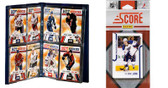 NHL St. Louis Blues Licensed 2011 Score Team Set and Storage Album