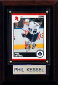 "NHL 4""x6"" Phil Kessel Toronto Maple Leafs Player Plaque"