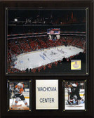 "NHL 12""x15"" Wachovia Center Arena Plaque"