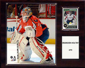 "NHL 12""x15"" Branden Holtby Washington Capitals Player Plaque"