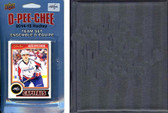 NHL Washington Capitals 2014 O-Pee-Chee Team Set and a storage album