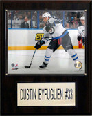 "NHL 12""x15"" Dustin Byfuglien Winnipeg Jets Player Plaque"