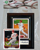 MLB Los Angeles Angels Party Favor With 4x6 Plaque