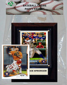 MLB Houston Astros Party Favor With 4x6 Plaque