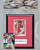 MLB St. Louis Cardinals Party Favor With 6x7 Mat and Frame
