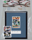 MLB Seattle Mariners Party Favor With 6x7 Mat and Frame