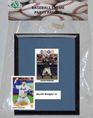 MLB New York Mets Party Favor With 6x7 Mat and Frame