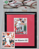 MLB Philadelphia Phillies Party Favor With 6x7 Mat and Frame