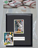MLB Pittsburgh Pirates Party Favor With 6x7 Mat and Frame