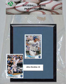 MLB Kansas City Royals Party Favor With 6x7 Mat and Frame