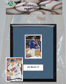 MLB Minnesota Twins Party Favor With 6x7 Mat and Frame