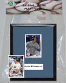 MLB New York Yankees Party Favor With 6x7 Mat and Frame
