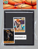 NBA Utah Jazz Party Favor With 6x7 Mat and Frame