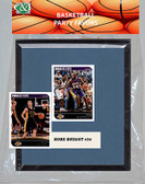 NBA LA Lakers Party Favor With 6x7 Mat and Frame