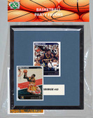NBA Indiana Pacers Party Favor With 6x7 Mat and Frame