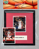 NBA Toronto Raptors Party Favor With 6x7 Mat and Frame