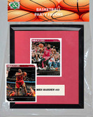 NBA Houston Rockets Party Favor With 6x7 Mat and Frame