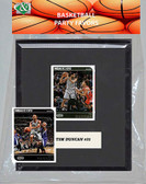 NBA San Antonio Spurs Party Favor With 6x7 Mat and Frame