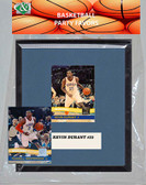NBA Oklahoma City Thunder Party Favor With 6x7 Mat and Frame