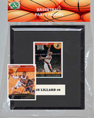 NBA Portland Trail Blazers Party Favor With 6x7 Mat and Frame