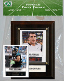 NFL Jacksonville Jaguars Party Favor With 4x6 Plaque