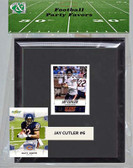 NFL Chicago Bears Party Favor With 6x7 Mat and Frame