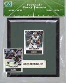 NFL New York Jets Party Favor With 6x7 Mat and Frame